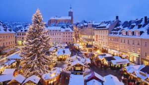 德国冬季旅游