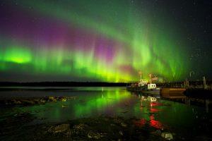 芬兰旅游攻略-极光