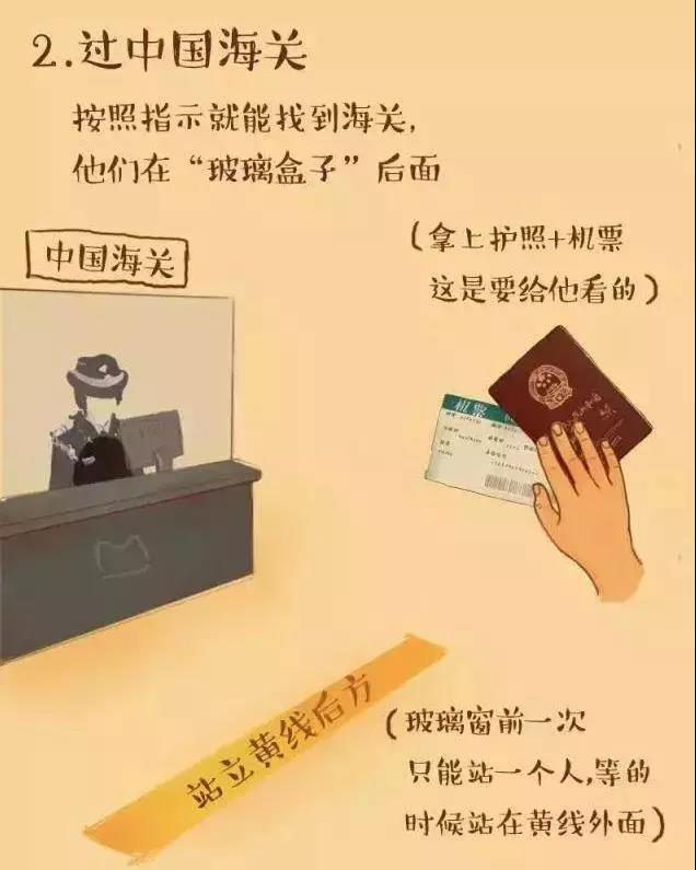 过海关过安检2