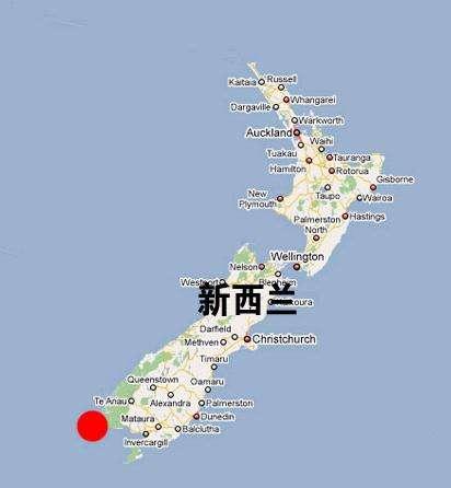探索新西兰