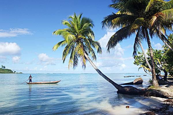 马达加斯加美丽风景