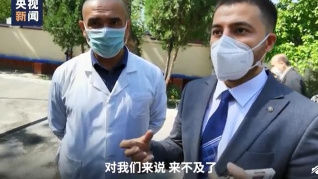 """万里驰援:""""中国专家晚来一点就来不及了""""这国的医院负责人为何这么说?"""